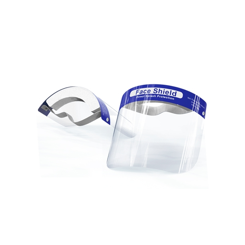 Vizir TL-001 Face Shield plavi