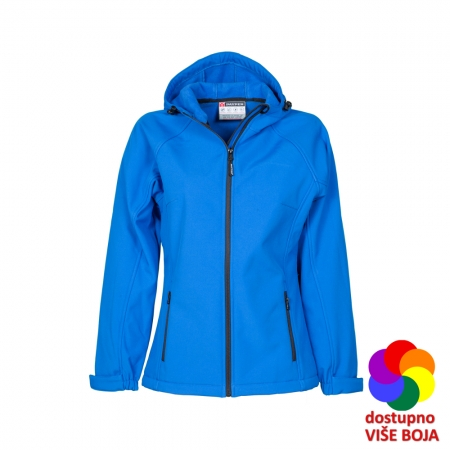 Jakna Gale Lady softshell